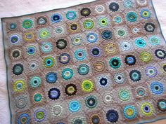 crochet / Ravelry: victoriaoc's Sunshine Day Baby Blanket Number 1