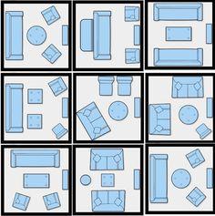 DICAS COMPLETAS: Living Room