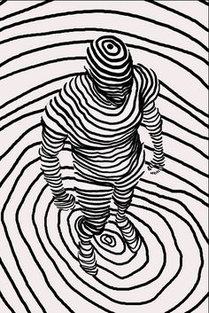 Tech Discover This could be done as an exercise using tracing paper over photos of peeps to explore cross contour Interesting addition to Op Art Op Art Art Graphique Teaching Art Silkscreen Art Plastique Amazing Art Zentangle Art Drawings Contour Drawings Op Art, Design, Sketches, Sketch Book, Art Drawings, Drawings, Line Art, Amazing Art, Illustration Art