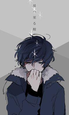 埋め込み Anime Boys, Cool Anime Guys, Cute Anime Boy, Anime Chibi, Kawaii Anime, Dark Anime, Anime Style, Manga Art, Anime Art