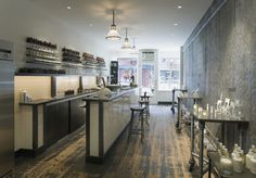 Le Labo. New York. Eddie Roschiand Fabrice Penot with Auric Consultancy + Design.