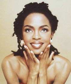 Lauryn Hill, I loved her songs from the late 90's. Such a talented female rapper. Legend!