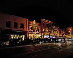 The Palace in Geneseo, NY. Photo by Larry Tetamore
