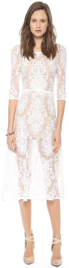 Pin for Later: For Love & Lemons Cornered the Market on Sexy Spring Dresses  For Love & Lemons San Marcos Dress ($224)