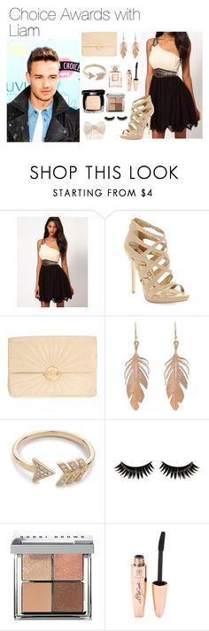 """Choice Awards with Liam"" by infinitive-one-direction ❤ liked on Polyvore featuring Payne, Little Mistress, Sam Edelman, Chanel, Annette Ferdinandsen, EF Collection, Boohoo, Bobbi Brown Cosmetics and Forever New"