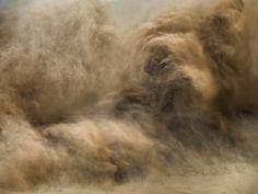 """Edward Burtynsky, """"Xiaolangdi Dam #3, Yellow River, Henan Province, China"""" (2011)"""