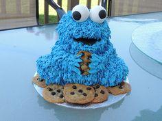 #cake #CookieMonster