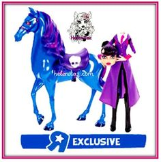 Headless Bloodgood and Nightmare by Toys R Us
