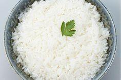Aprenda a fazer o arroz branco soltinho: | Domine a arte de fazer arroz branco soltinho