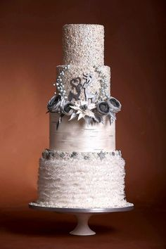 CakeCentral magazine cover cake! by Delice - http://cakesdecor.com/cakes/265544-cakecentral-magazine-cover-cake