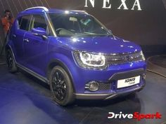 Maruti Ignis Mini-SUV Likely To Launch In India During Early 2017