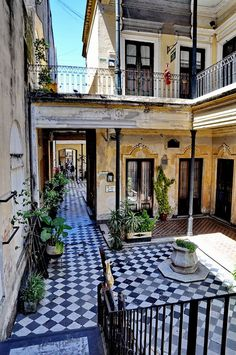 Casa de los Ezeiza à San Telmo | Flickr - Photo Sharing!