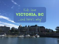 Victoria is the gloriously beautiful and totally family friendly capital city of British Columbia. Victoria Island, Family Destinations, Vancouver Island, Capital City, British Columbia, Family Travel, Travel Tips, Things To Do, Beautiful Places