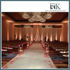 RK-pipe and drape curtains stand and fabric drapes