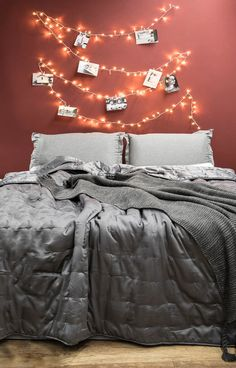 Jak wykorzystać lampki choinkowe przez cały rok - pięć fajnych dekoracji - Dom