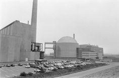 Exterieur Kerncentrale Borssele (Zeeland)