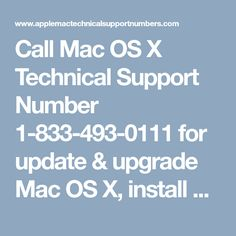 36 Best Apple MacBook Technical Support Number 1-833-493-0111 images