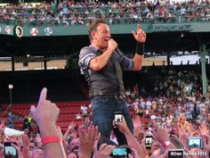 Bruce Springsteen at Boston Fenway Park Revisited- Two Monster Shows in Boston