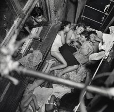 How New Yorkers survived hot summer nights...crazy