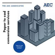 Our teams at The AEC Associates work with precision and attention to detail throughout the Paper to CAD conversion process, so that the desired results are at par with the expectations of our clients.