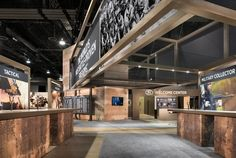 Learn how FN's exhibit leveraged their military expertise to create a dominate consumer-facing presence at Shot Show. Shot Show, Double Deck, Show Us, Booth Design, America, Exhibition Stands, Store, Usa