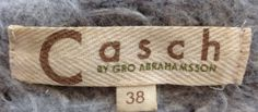 Casch by Gro Abrahamsson