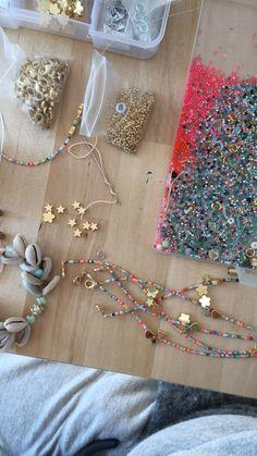 Cute Jewelry, Diy Jewelry, Beaded Jewelry, Jewelery, Jewelry Accessories, Handmade Jewelry, Jewelry Design, Jewelry Making, Beaded Bracelets