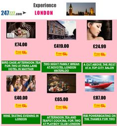 Experience London Like Never Before!