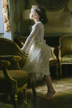 """""""Is Ever here yet?"""" Missy whined, running to the window once again."""