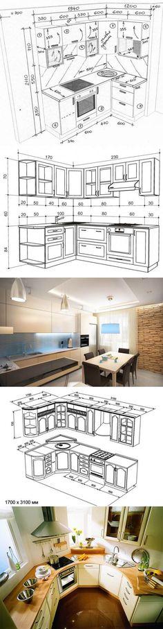 The Best 2019 Interior Design Trends - Interior Design Ideas Kitchen Room Design, Home Room Design, Modern Kitchen Design, Interior Design Living Room, House Design, Kitchen Layout Plans, Cuisines Design, Küchen Design, Furniture Design