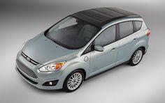 Hybrid-Konzept mit Solarantrieb: Ford stellt C-MAX Solar Energi vor - Engadget German