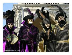 More than 100 Venice Carnival pictures on http://www.venice-photos.com/