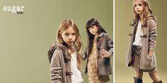 Emma y Abril de Sugar Kids para Massimo Dutti