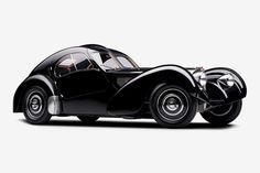 1936 Bugatti Type 57SC Atlantic, one of the two surviving Atlantics (only three were made)