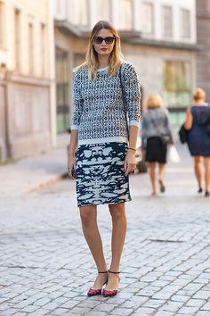Stockholm Street Style Spring 2014