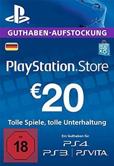 Find great deals for PSN / PlayStation Network 20 Euro Guthaben Code Playstation Store, Playstation Psn, Xbox, Get Gift Cards, Itunes Gift Cards, Carte Cadeau Itunes, Google Play, Netflix Gift Card, Free Gift Card Generator