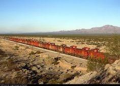 RailPictures.Net Photo: ATSF 5812 Atchison, Topeka & Santa Fe (ATSF) EMD SD45-2 at Essex, California by Joe Blackwell