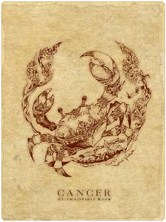 Cancer is my star sign