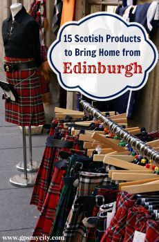 When in Edinburgh, you would definitely want to procure something memorable and distinctly Scottish to keep as a souvenir. This Edinburgh shopping guide presents 16 ideas of what might serve this purpose just well.