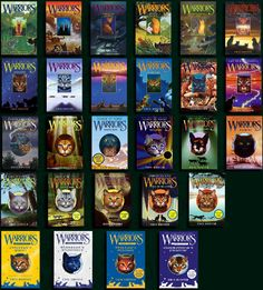 Warrior cats by Erin Hunter This Is A Book, I Love Books, Good Books, My Books, Warrior Cats Series, Warrior Cats Books, Cat Safe Plants, Serval Cats, Herding Cats