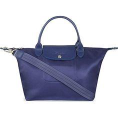 LONGCHAMP - Le Pliage neo small handbag   Selfridges.com