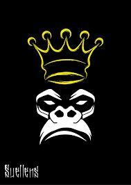 king kong with a crown Cartoon Kunst, Cartoon Art, King Kong, Graffiti Art, Zwilling Tattoo, Creation Art, Vector Art, Pop Art, Art Drawings