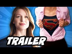 Supergirl 2015 Trailer Breakdown - YouTube