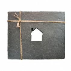 House Slate Placemat