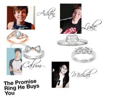 """""""The Promise Ring He Buys You"""" by irwinisbae101 on Polyvore featuring Vivaan"""