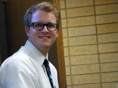 Elder Oliverson from Smithfield, Utah. - Provo MTC