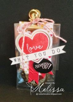 Stampin' Up! January 2015 My Paper Pumpkin by Melissa Davies @rubberfunatics @stampinup #rubberfunatics #stampinup Share the LOVE of Stampin' Up!
