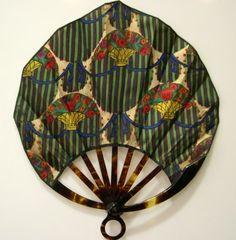 Jeanne Paquin - Fan 1920's