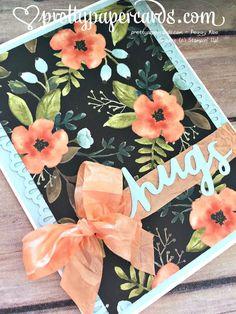 August Pals Blog Hop: Cut it Out! - Pretty Paper Cards