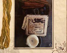 Kogin Needle Case Embroidery Kit   Etsy